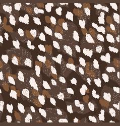 Animal seamless pattern vector
