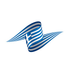 Greece flag vector