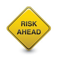 Warning sign risk vector