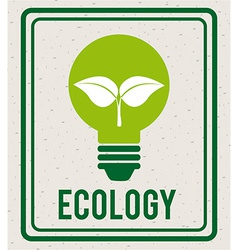 Eco design vector