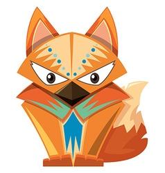 Animal design for fox vector