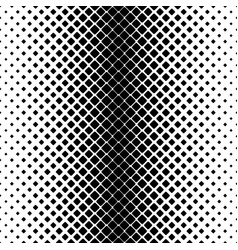 Monochrome square pattern background - black and vector