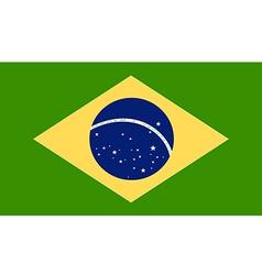 brasil vector image vector image