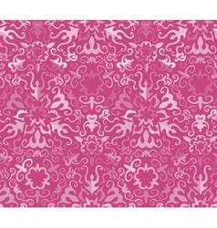 seamless kaleidoscope pattern vector image