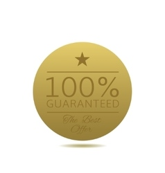 Golden guaranteed label vector