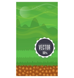 background for mobile vector image vector image
