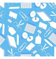 Seamless stationery vector