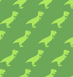 Dinosaur seamless pattern texture of ancient vector