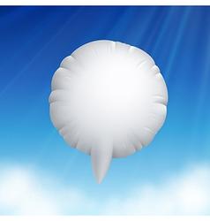air bubble vector image vector image