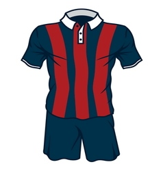 Football soccer jersey3 vector