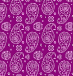 Beautiful eastern pattern-india pattern vector