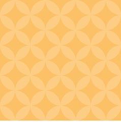 pattern02 mono orangeth vector image