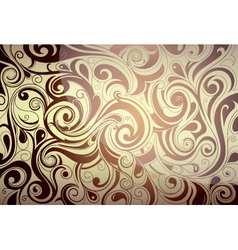 tribal background vector image