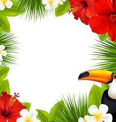 Tropical frame vector