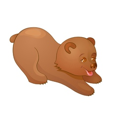 Teddy-bear vector image