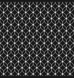 seamless pattern abstract mesh background vector image