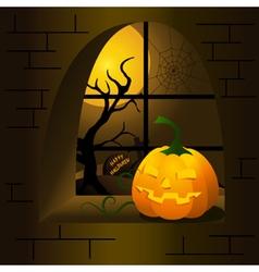 Halloween-pumpkin vector