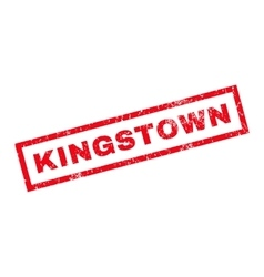Kingstown rubber stamp vector