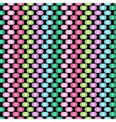 Seamless vivid pattern vector image
