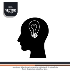 think people design vector image vector image