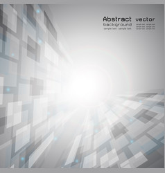 white and gray abstract backgroundspace for text vector image