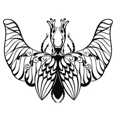 Tattoo insect vector