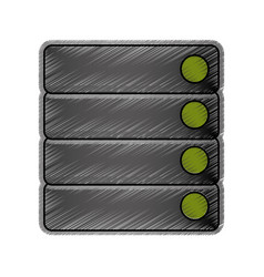 Database storage computer vector