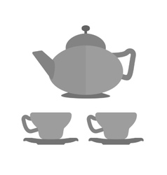 Arabic tea vector