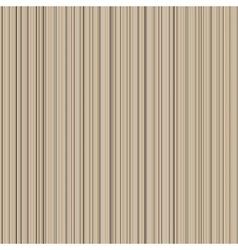 brown Stripe vector image
