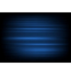 Dark blue abstract blurred stripes background vector image