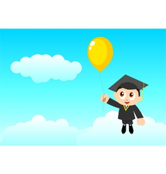 Higher education vector