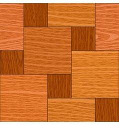 Seamless light oak square parquet panel texture vector