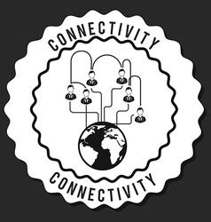 Connectivity design vector