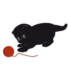 Kitten game vector
