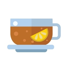 Chinese tea symbols Traditional eastern vector image vector image