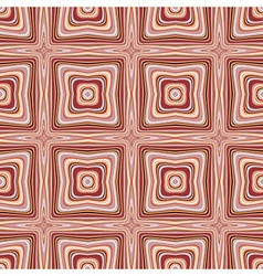 Design seamless colorful geometric pattern vector image