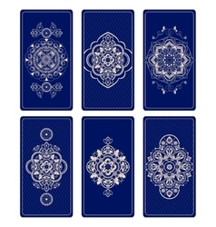 For tarot cards vector