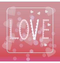 Happy valentines day and weeding design elements vector
