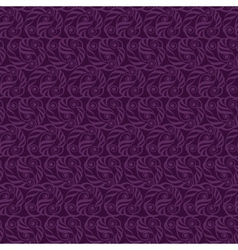purple lace vector image