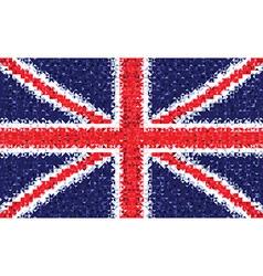 British flag gb vector