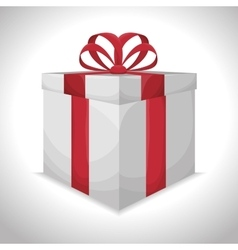 Surprise gift design vector