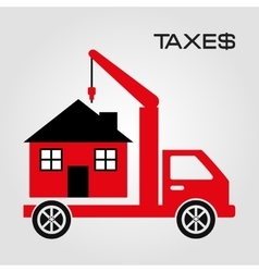 Taxes payment vector