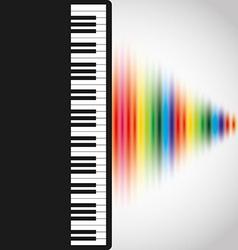 Digital music vector