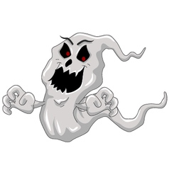 ghost design vector image vector image