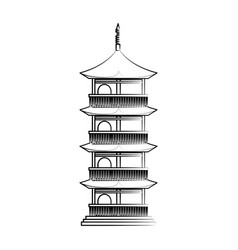 Japan related icon image vector