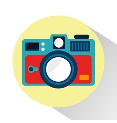 Photography studio icon vector