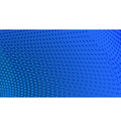 Abstract halftone dots background vector image vector image