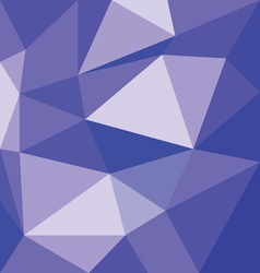 Abstract violet with polygonal pattern on the wall vector
