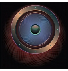 Audio speaker icon2 vector
