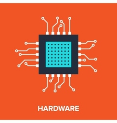 Hardware vector